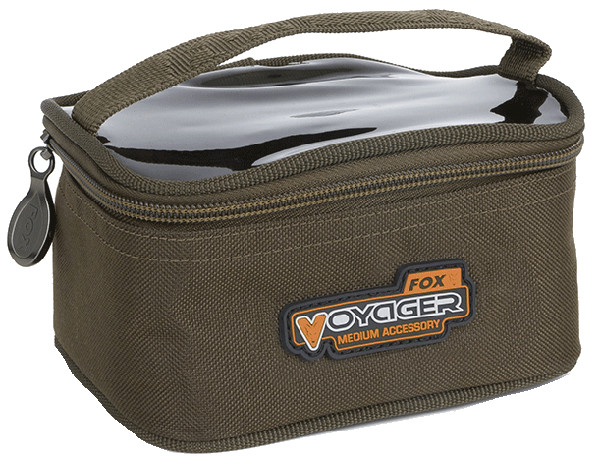Fox Voyager Accessory Bag (3 Valgmuligheder) - Medium