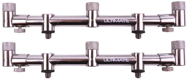 Ultimate Adjustable Stainless Steel 3 Rod Goalpost Kit