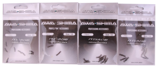 Awa-Shima N'Gage Barrel Swivels