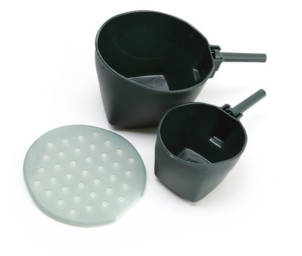 Middy Pole Cups med Click System (2 Stk.)
