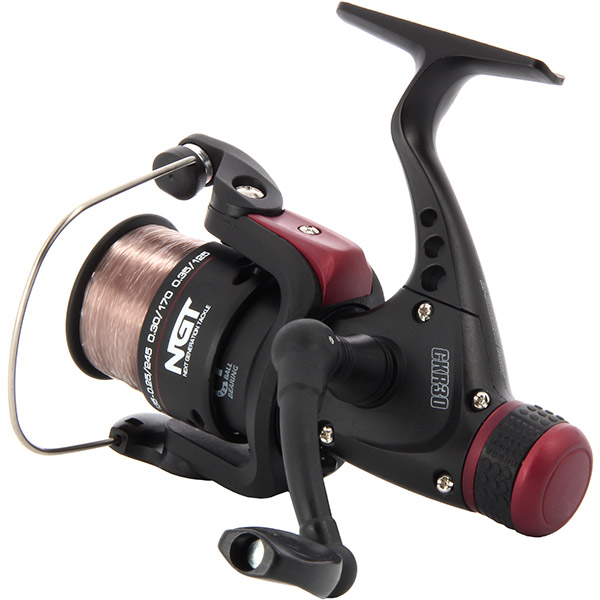 Angling Pursuits CKR Spinning Reel including Nylon