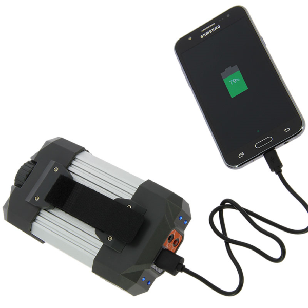 NGT Floodlight & Powerbank System