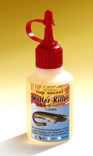Top Secret Killer Aroma 50ml. (13 Valgmuligheder) - Top Secret Killer Aroma 50ml - Catfish Killer