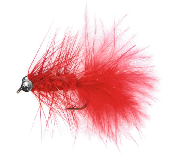 Magic Trout Fluer (5 Valgmuligheder) - Quiver Red