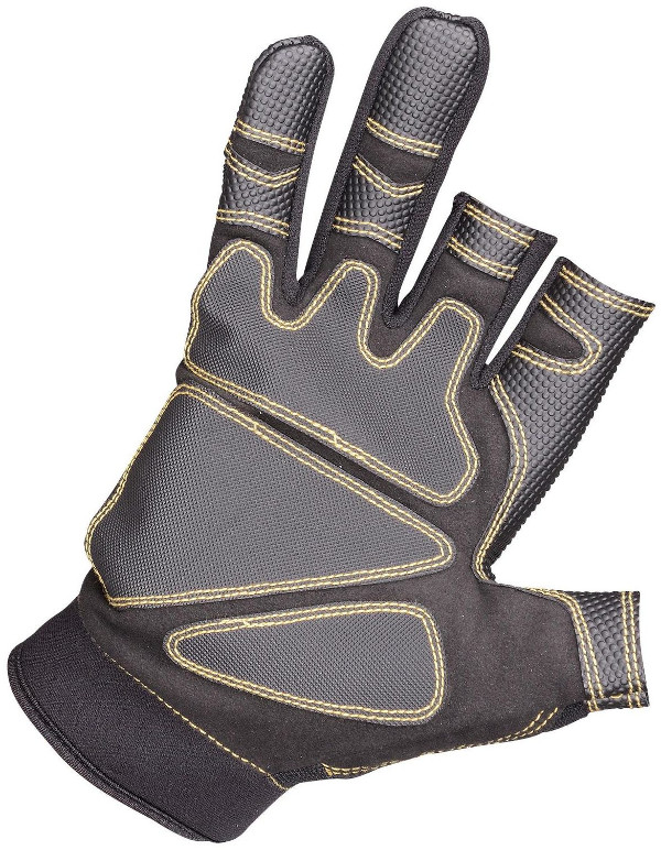 Spro Armor Gloves 3 Finger Cut