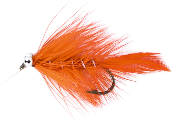Magic Trout Fluer (5 Valgmuligheder) - Gazer Orange