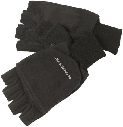 Kinetic Fleece Foldover Glove with 'Wind Stop'