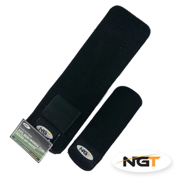 NGT Neopren Rod Bands