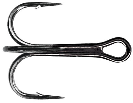 Mustad Ultra Point Round Bend Trebles (str. 1-3/0)