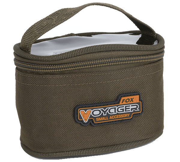 Fox Voyager Accessory Bag (3 Valgmuligheder) - Small